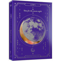 GFRIEND/6TH MINI ALBUM : TIME FOR THE MOON NIGHT (NIGHT VER)(輸入盤)