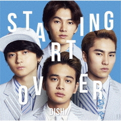 Starting Over(初回生産限定盤B)