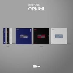 ENHYPEN/2ND MINI ALBUM : BORDER : CARNIVAL(輸入盤)