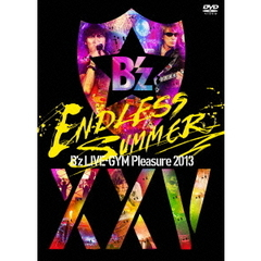 B'z/B'z LIVE-GYM Pleasure 2013 ENDLESS SUMMER -XXV BEST- <完全盤>(DVD)