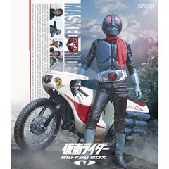 仮面ライダー Blu-ray BOX 1(Blu-ray Disc)