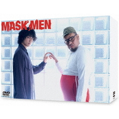 MASKMEN DVD-BOX