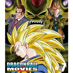 DRAGON BALL THE MOVIES Blu-ray #07(Blu-ray Disc)