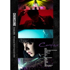 "CHANSUNG (From 2PM)/CHANSUNG (From 2PM) Premium Solo Concert 2018 ""Complex""(Blu-ray Disc)"