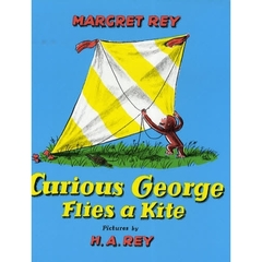 【洋書】Curious George Flies a Kite