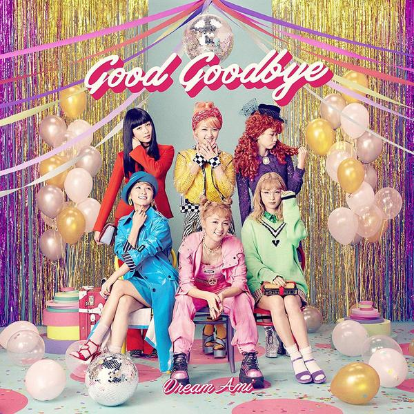 Dream Ami/Good Goodbye(CD+DVD)