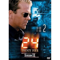 24 TWENTY FOUR シーズン II Vol.2(DVD)