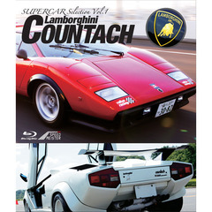 SUPERCAR SELECTION 「LAMBORGHINI COUNTACH」(Blu-ray Disc)