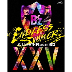 B'z/B'z LIVE-GYM Pleasure 2013 ENDLESS SUMMER -XXV BEST- <完全盤>(Blu-ray Disc)