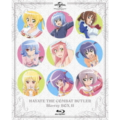 ハヤテのごとく ! Blu-ray BOX 2(Blu-ray Disc)
