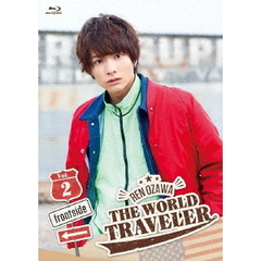 小澤廉 THE WORLD TRAVELER 「frontside」 Vol.2(Blu-ray Disc)