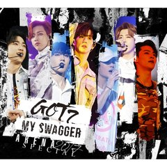 "GOT7/GOT7 ARENA SPECIAL 2017 ""MY SWAGGER"" in 国立代々木競技場第一体育館 初回生産限定版"