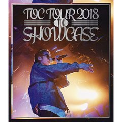 "TOC/TOC TOUR 2018 ""SHOWCASE""(Blu-ray Disc)"