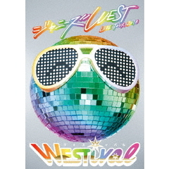 ジャニーズ WEST/ジャニーズ WEST LIVE TOUR 2018 WESTival<Blu-ray初回仕様>(Blu-ray Disc)