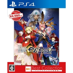 PS4 Fate/EXTELLA Best Collection