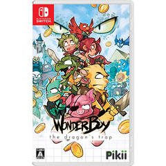Nintendo Switch Wonder Boy: The Dragon's Trap