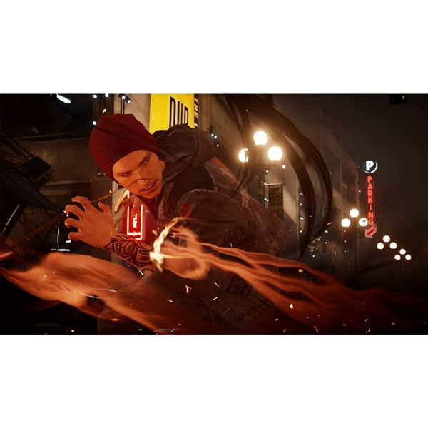 PS4 inFAMOUS Second Son PlayStation Hits