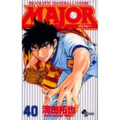 MAJOR DRAMATIC BASEBALL COMIC 40