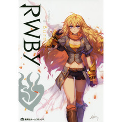 RWBY OFFICIAL MANGA ANTHOLOGY Vol.4