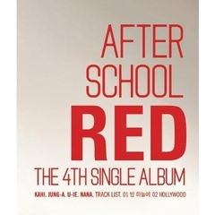 4TH SINGLE:RED(輸入盤)