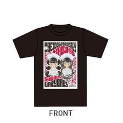 The Idol Formerly Known As LADYBABY/イラストTシャツ(充電完了)Lサイズ