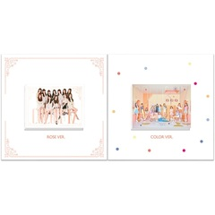 IZ*ONE/1ST MINI ALBUM : COLOR*IZ(輸入盤)