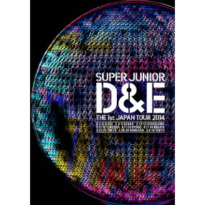 Super Junior-DONGHAE&EUNHYUK/Super Junior-D&E THE 1st JAPAN TOUR 2014