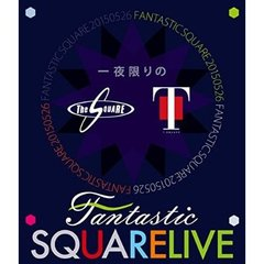 T-SQUARE/一夜限りのFANTASTIC SQUARE LIVE(Blu-ray Disc)