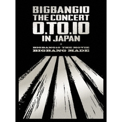 BIGBANG 10 THE CONCERT:0.TO.10 IN JAPAN -DELUXE EDITION-(仮)(Blu-ray Disc)
