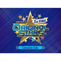 THE IDOLM@STER SideM 2nd STAGE ~ORIGIN@L STARS~ Live Blu-ray [Complete Side]<早期予約購入特典B2告知ポスター付き>(Blu-ray Disc)