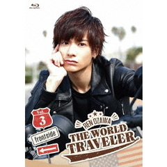 小澤廉 THE WORLD TRAVELER 「frontside」 Vol.3(Blu-ray Disc)