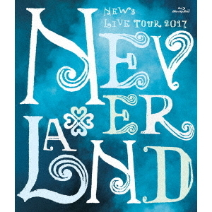 NEWS/NEWS LIVE TOUR 2017 NEVERLAND<通常盤Blu-ray3枚組>(Blu-ray Disc)