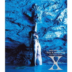 X/VISUAL SHOCK Vol.3.5 SAY ANYTHING X BALLAD COLLECTION(Blu-ray Disc)