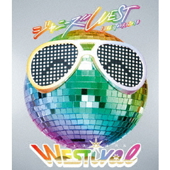 ジャニーズ WEST/ジャニーズ WEST LIVE TOUR 2018 WESTival<Blu-ray通常仕様>(Blu-ray Disc)