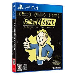 PS4 Fallout 4:Game of the YearEdition