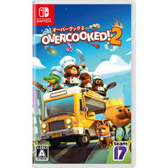 Nintendo Switch Overcooked 2  オーバークック2