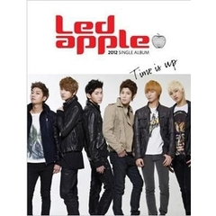 LED APPLE/2ND SINGLE:TIME IS UP(輸入盤)