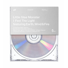 Little Glee Monster/I Feel The Light