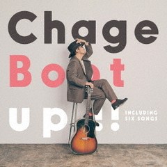 Chage/Boot up!!(限定盤)