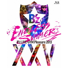 B'z/B'z LIVE-GYM Pleasure 2013 ENDLESS SUMMER -XXV BEST- <通常盤>(Blu-ray)