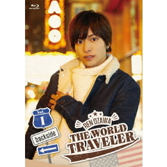 小澤廉 THE WORLD TRAVELER 「backside」 Vol.1(Blu-ray Disc)