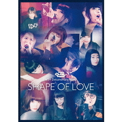 "BiSH/BiSH Documentary Movie ""SHAPE OF LOVE""(DVD)"