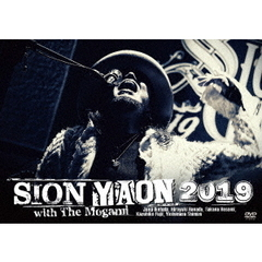 SION/SION-YAON 2019 with THE MOGAMI(DVD)