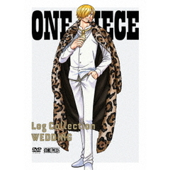 "ONE PIECE ワンピース Log Collection ""WEDDING""(DVD)"