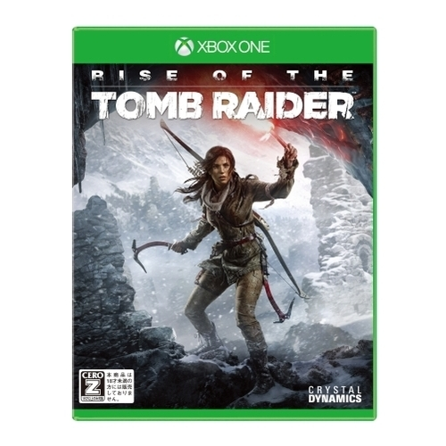 XboxOne Rise of the Tomb Raider
