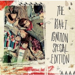THE B1A4 I IGNITION SPECIAL EDITION 日本仕様盤