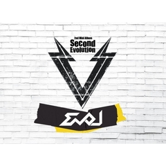 2ND MINI ALBUM:SECOND EVOLUTION(輸入盤)