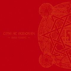 LIVE AT BUDOKAN~RED NIGHT~