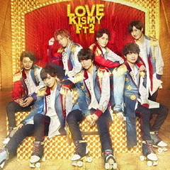 Kis-My-Ft2/LOVE(初回盤A/CD+DVD)