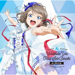 LoveLive! Sunshine!! Watanabe You First Solo Concert Album